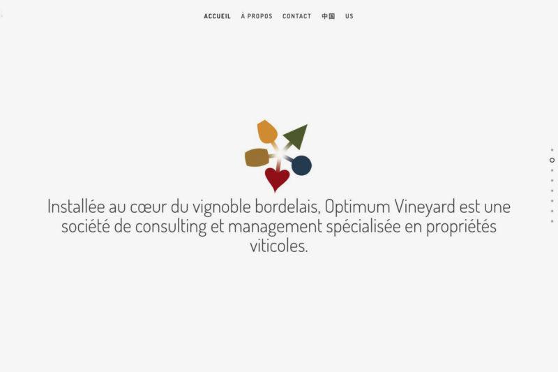 OPTIMUM VINEYARD, conseil & management en domaines viticoles